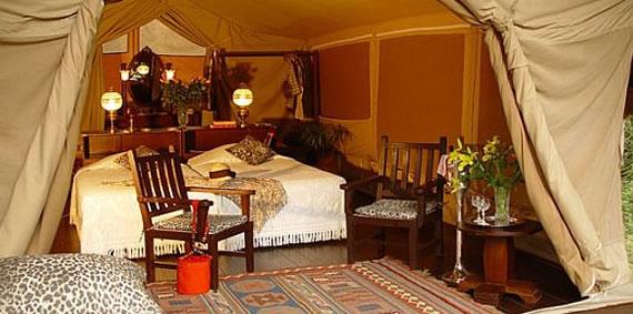 Classic tent Foto van andBeyond Kichwa Tembo Tented Camp
